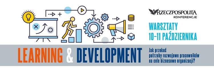"""Moje wystąpienie podczas konferencji Rzeczpospolitej """"Learning & Development"""""""